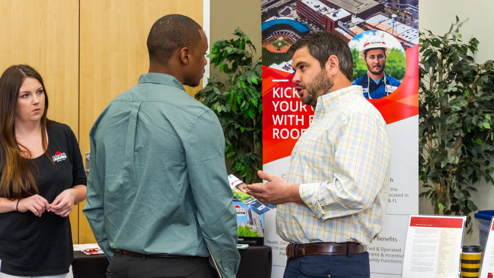 2018 Career Fair Sees Record Participation - Pitt Community