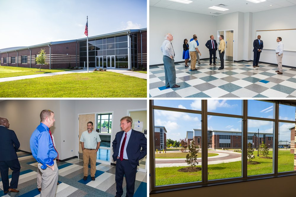 New ECHS Facility to be Ready in Time for Fall Classes