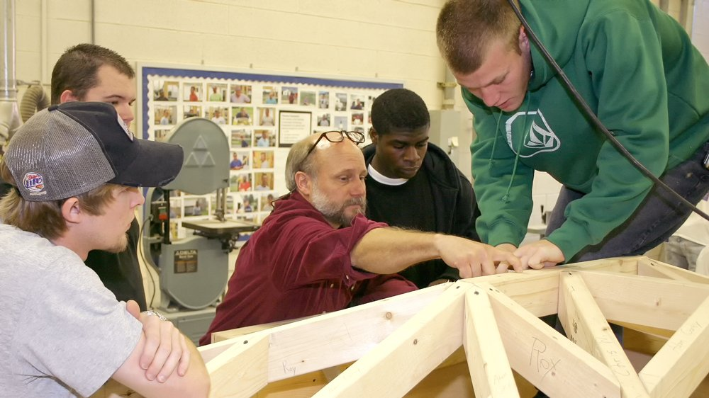 College To Offer New Framing And Carpentry Course Pitt Community