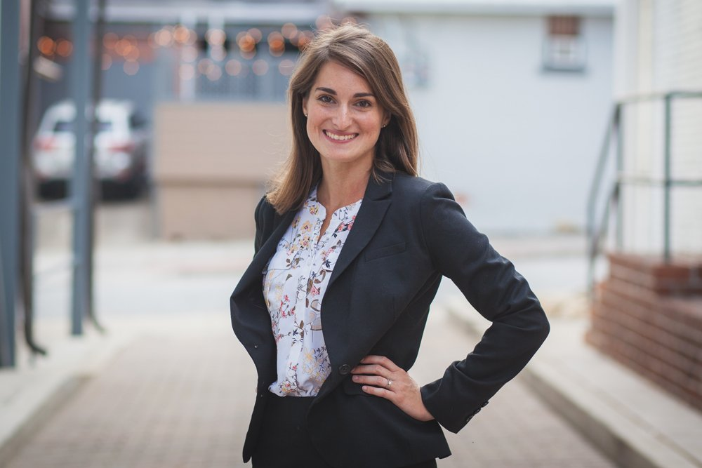 Photo of Attorney Leah Arnold