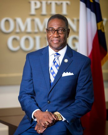 Dr. Lawrence Rouse (PCC President)