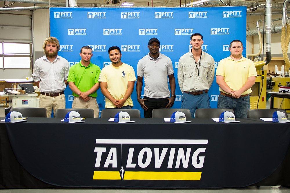 2019-TALoving-SigningDay-1000 - Pitt Community College