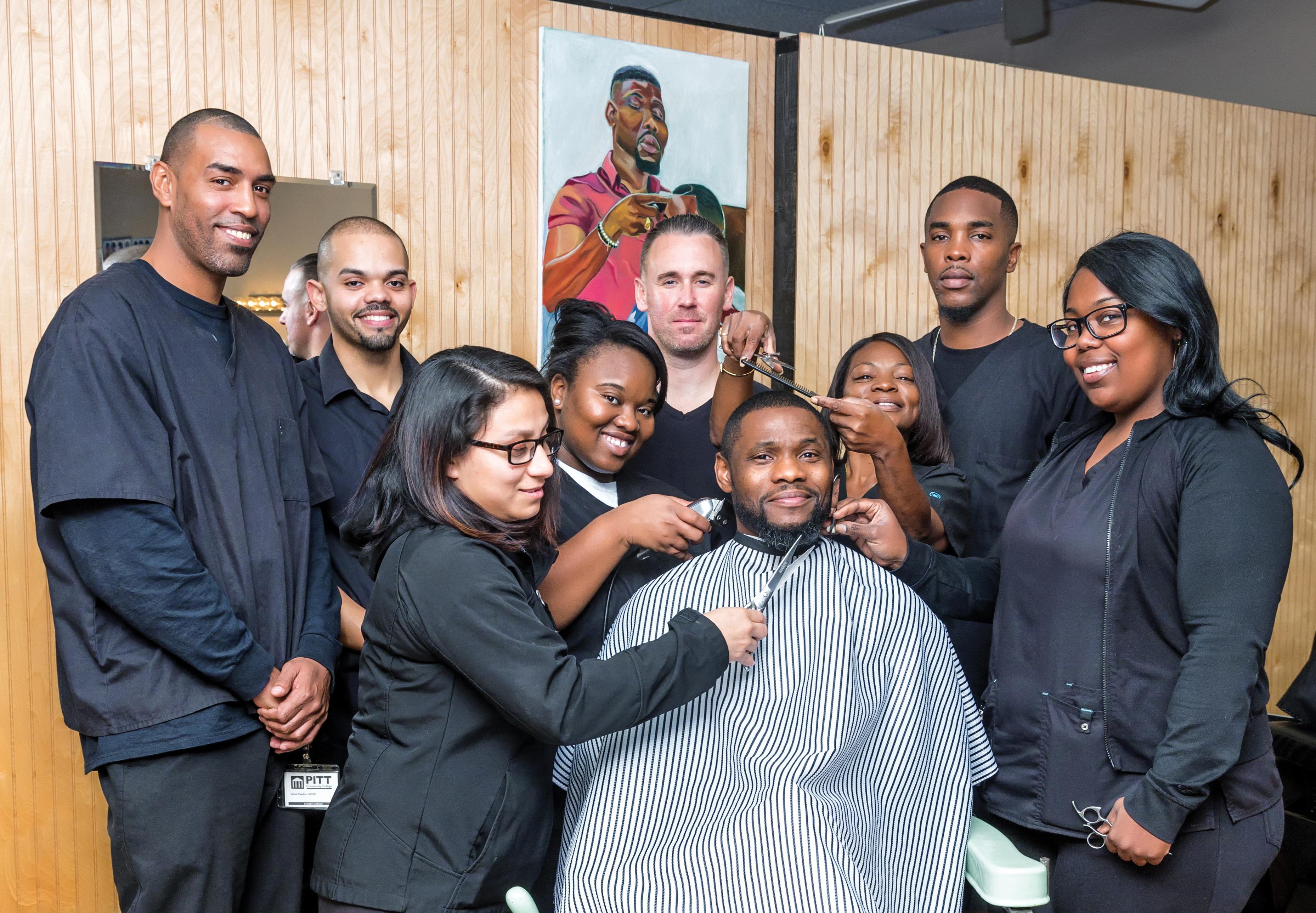 Barber School - Pitt Community College - Altitude Academy