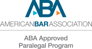 ABA approved paralegal program