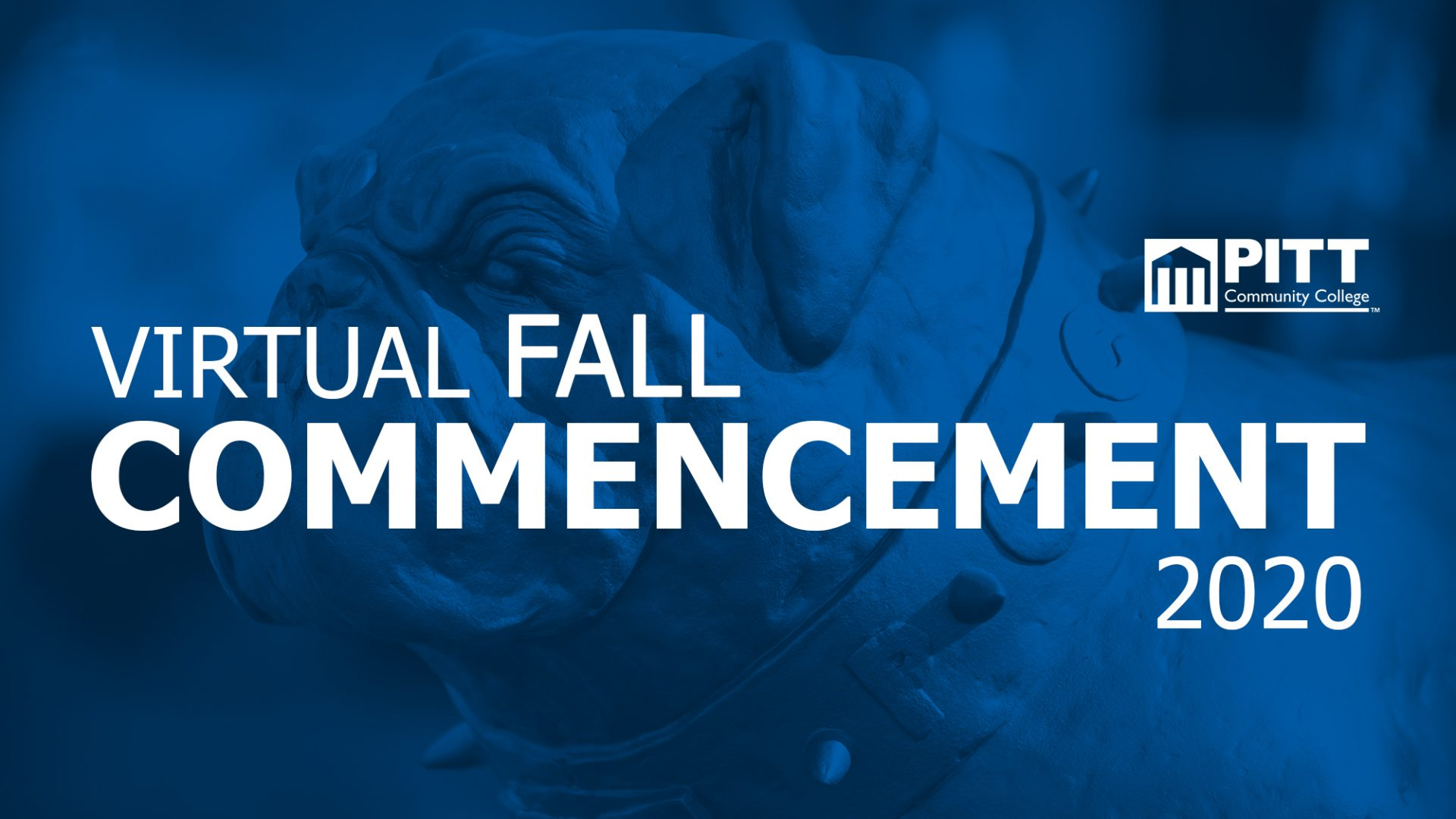 Graphic for Fall 2020 Commencement Ceremony