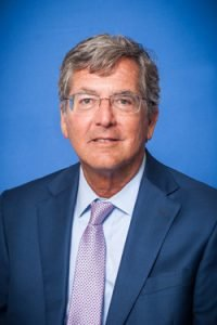 PCC Trustee Charles Ellis Portrait