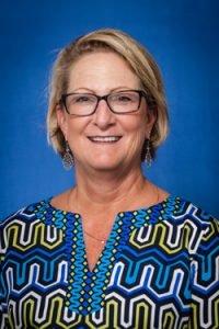PCC Trustee Kathy Frazier Portrait